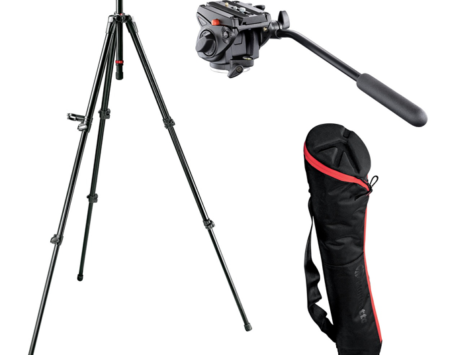 Manfrotto 701HDV,755XBK