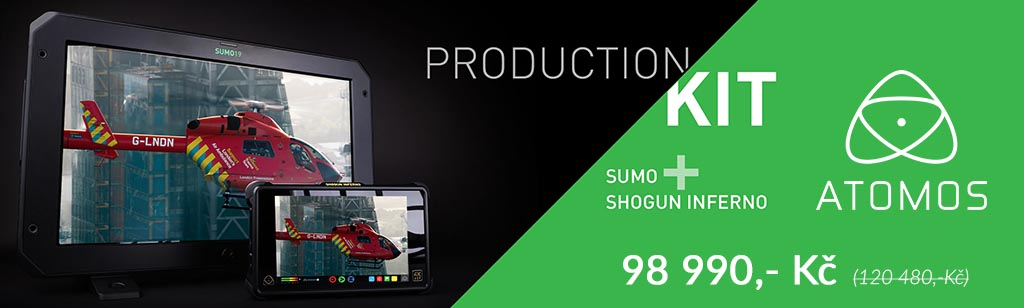 Atomos SUMO Production kit