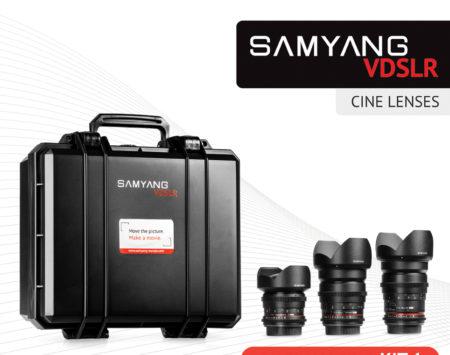 Samyang VDSLR KIT 1