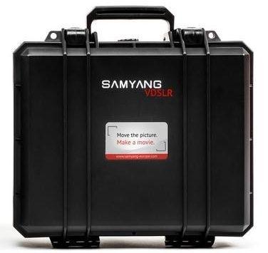 Samyang VDSLR case size S_0