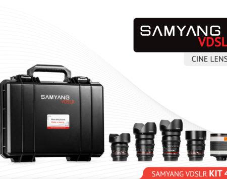 Samyang VDSLR KIT 4