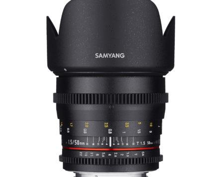 Samyang 50mm T15 AS UMC2