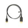 thinFlex Mini-HDMI to HDMI – 4K60p HDMI Kabel 80cm