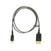 thinFlex Micro-HDMI to HDMI – 4K60p HDMI Kabel 80cm