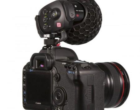 Stereo VideoMic X 6
