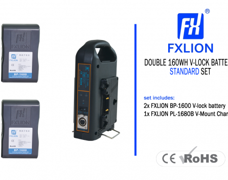 FXLION - double 160 std