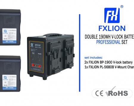 FXLION - double 190 pro