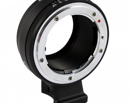 Commlite Lens mount adapter NF-NEX 10