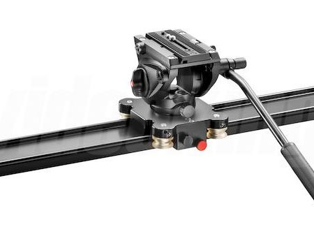Manfrotto Slider 100 + 500 head
