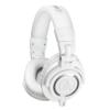 Audio-Technica ATH-M50xWH – Profesionální uzavřená dynamická sluchátka