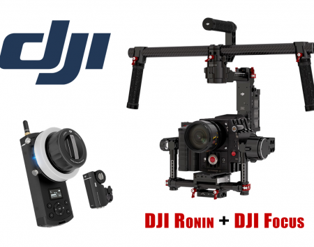 DJI Ronin DJI Focus bundle