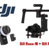 DJI Ronin-M Gimbal System with DJI Focus