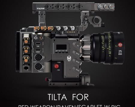 TILTA ESR-T01 RED RAVEN SCARLET-W