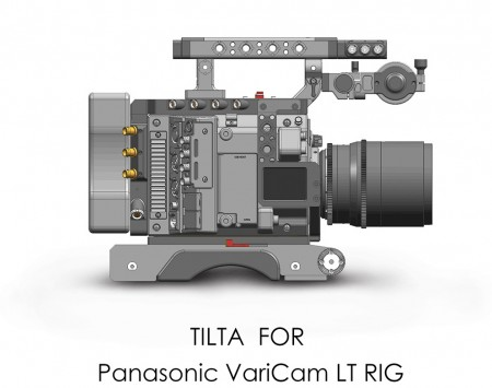 TILTA for Panasonic VariCam LT rig