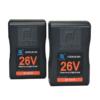 FXLION 26V Li-ion Battery 230Wh