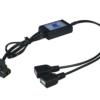 FXLION Battery output Dual USB cable