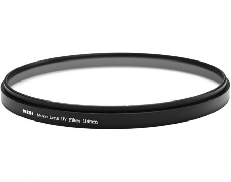 NiSi 114mm Cinema UV Filter