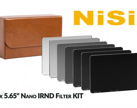 NiSi 4 x 5 65 Nano IRND Filter KIT