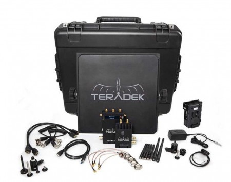 Teradek Bolt 1000 Deluxe Kit SDI HDMI V Mount Wireless Video Transceiver Set