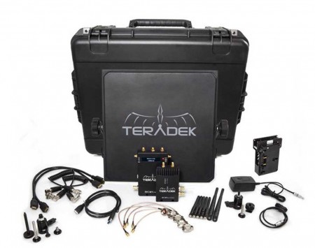 Teradek Bolt 3000 Deluxe Kit SDI HDMI Wireless Video Transceiver Set
