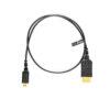 thinFlex Micro-HDMI to HDMI – 4K60p HDMI Kabel 50cm