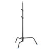 Avenger C-Stand 25 with sliding leg in black finish version