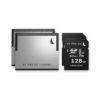 Angelbird Match Pack for URSA Mini PRO (2x 256GB CF + 2x 128GB SDXC)