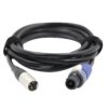 FXLION Skypower DC Cable 3pin XLR female to NEUTRIK connector