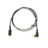 thinFlex Right Angle HDMI to Micro-HDMI – 4K60p HDMI Kabel 80cm