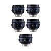 ZEISS CP.3 Compact Prime Lens Kit (5 Lens)